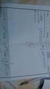 Calculo ll A1 #tadeu 2