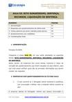 AULA 03 - DISCURSIVAS DE PROCESSO DO TRABALHO