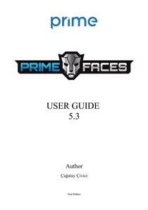 primefaces user guide 5 3 - Primefaces - 14