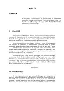 PARECER JURÍDICO - CASO CONCRETO 13