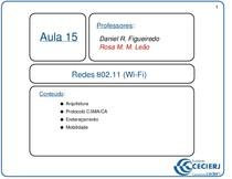 Aula_015 - Redes 801 11 (Wi-Fi)