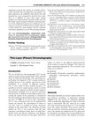 NATURAL PRODUCTS - Thin-Layer (Planar) Chromatography