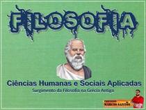 Aula 07 - O surgimento da filosofia na Grégia Antiga