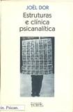 LIVRO COMPLETO: Estruturas e clínica psicanalítica de DOR, Joël