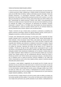 TEORIA DO PROCESSO COMO RELAÇÃO JURÍDICA