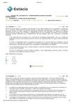 AV1 -  Transformações Globais e Relações Internacionais - Estácio 2014.2