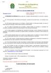 L10172 - PLANO NACIONAL DE EDUCAÇAO