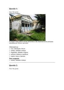 Seminário interdisciplinar II - Pedagogia