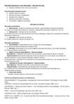 Atenção e suas alterações - Resumo de aula.