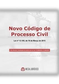 NOVO CPC megajuridico 2aEd