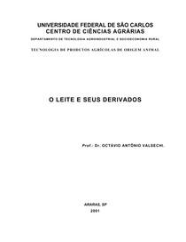 O LEITE E SEUS DERIVADOS.pdf
