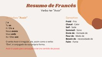 Francês Básico - Aula 7