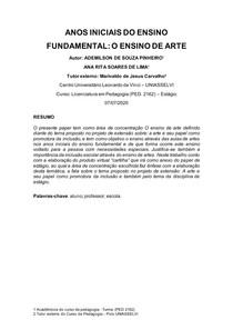 PAPER COMPLETO ESTAGIO