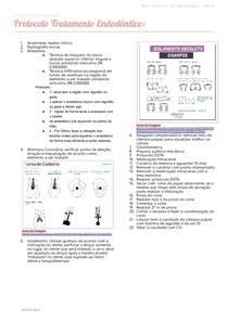 Protocolo Tratamento Endodôntico