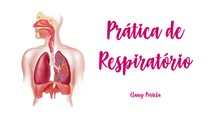 Prática de Respiratório