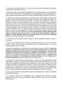 52e8da112 Questionário - Processos de Negócio - 2