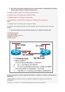 CCNA Módulo 2 - Prova e respostas
