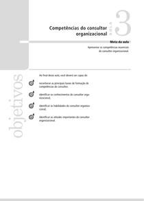 Aula 03 Consultoria Organizacional