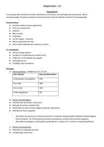 PSIQUIATRIA – P2