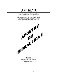 Apostila_Hidráulica_II