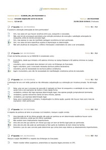 AV DIREITO PROCESSUAL CIVIL IV 02