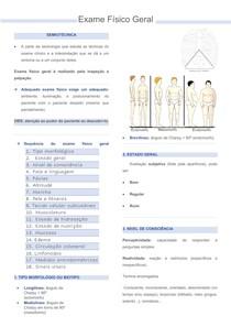 Exame fisico geral