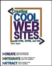Creating Cool Web Sites with HTML XHTML and CSS