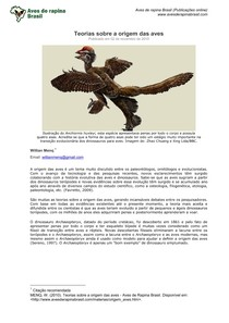 ORIGEM DAS AVES PDF DOWNLOAD
