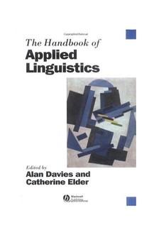 Handbook of Applied Linguistics-2004-gPG