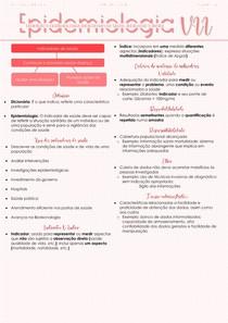 DEFINIÇÃO E CRITÉRIOS PARA INDICADORES DE SAÚDE; INDICADOR X ÍNDICE