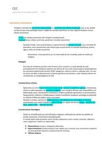 CARCINOMA EPIDERMOIDE (CÂNCER DE BOCA)