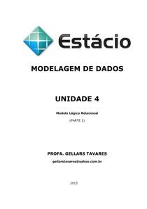 UNIDADE 4 - PARTE 1