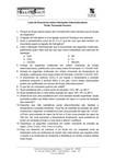 Lista de Exercícios - Interações Intermoleculares