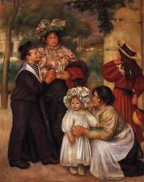 Renoir - La amille de lartiste