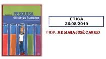 AULA ETICA - RES 196-466 DE 2012 - 26-08