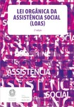 LEI ORGÂNICA DA ASSISTÊNCIA SOCIAL - ATUALIZADA 2015