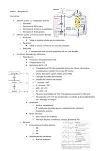 Bioquimica 3ª prova  RESUMO