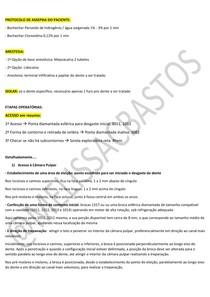 ENDODONTIA ACESSO INCISIVOS CANINOS PRE MOLARES E MOLARES SUPERIORES E INFERIORES