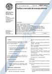NBR 5463 TB 19 26   Tarifas e mercado de energia eletrica