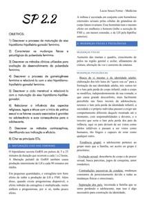 Módulo Tutoria - Puberdade Feminina