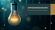 Empreendedorismo - Canvas