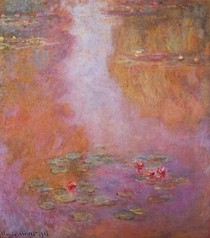 Water Lilies10-Claude Monet