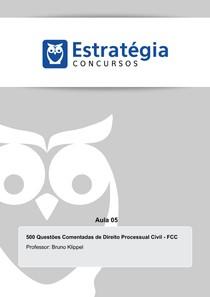 aula05 fcc direito processual civil