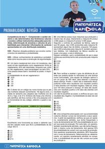 PROBABILIDADE REVISÃO 2