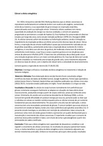 Dieta cetogenica cancer artigos cientificos