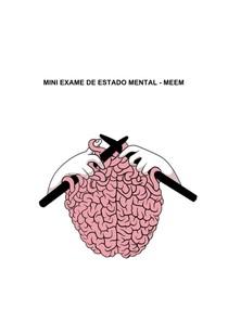 Mini Exame de Estado Mental - MEEM