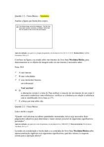 Física Básica(Guia de  Estudo)