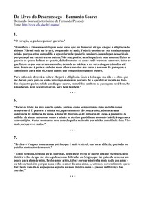 Livro Do Desassossego Fernando Pessoa Diversos 2