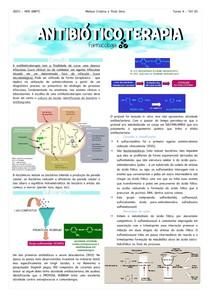 Farmacologia - Antibioticoterapia