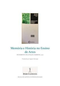 Memória e História no Ensino de Artes